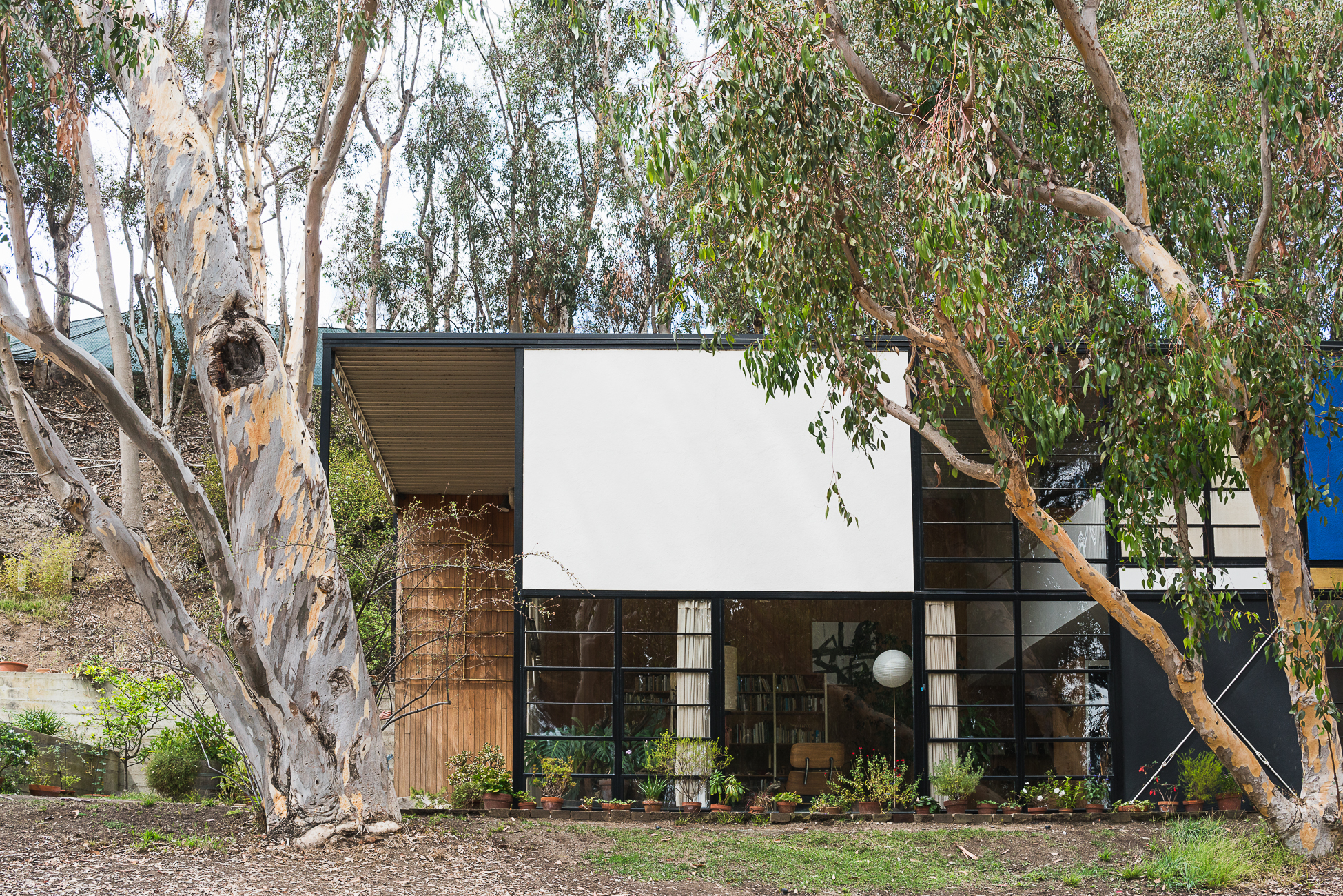 Visiting the Eames Case Study #8 / See and Savour