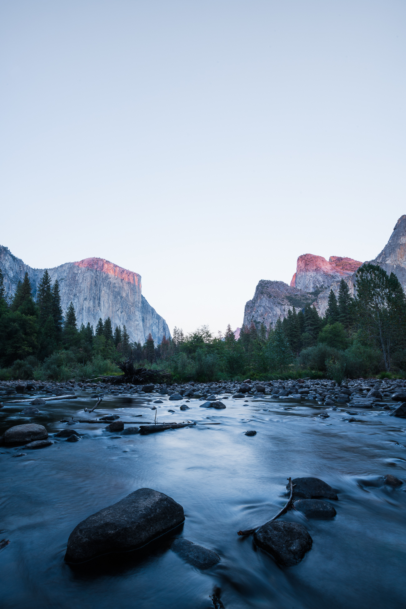 Sunset over Yosemite / See and Savour