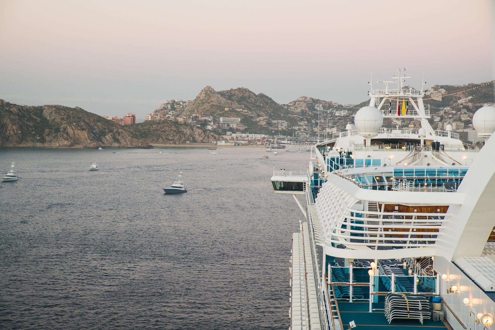 Princess Cruises / See and Savour