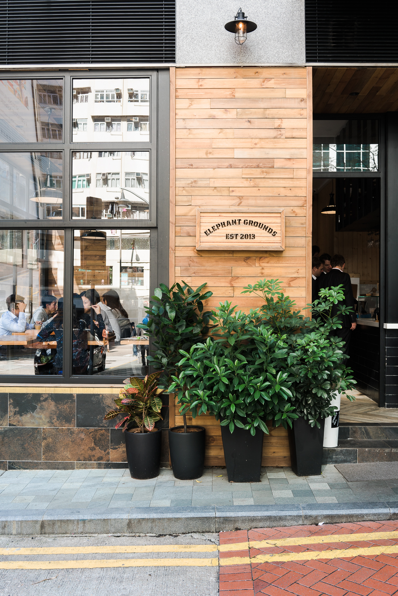 Hong Kong City Guide - Elephant Grounds / See and Savour