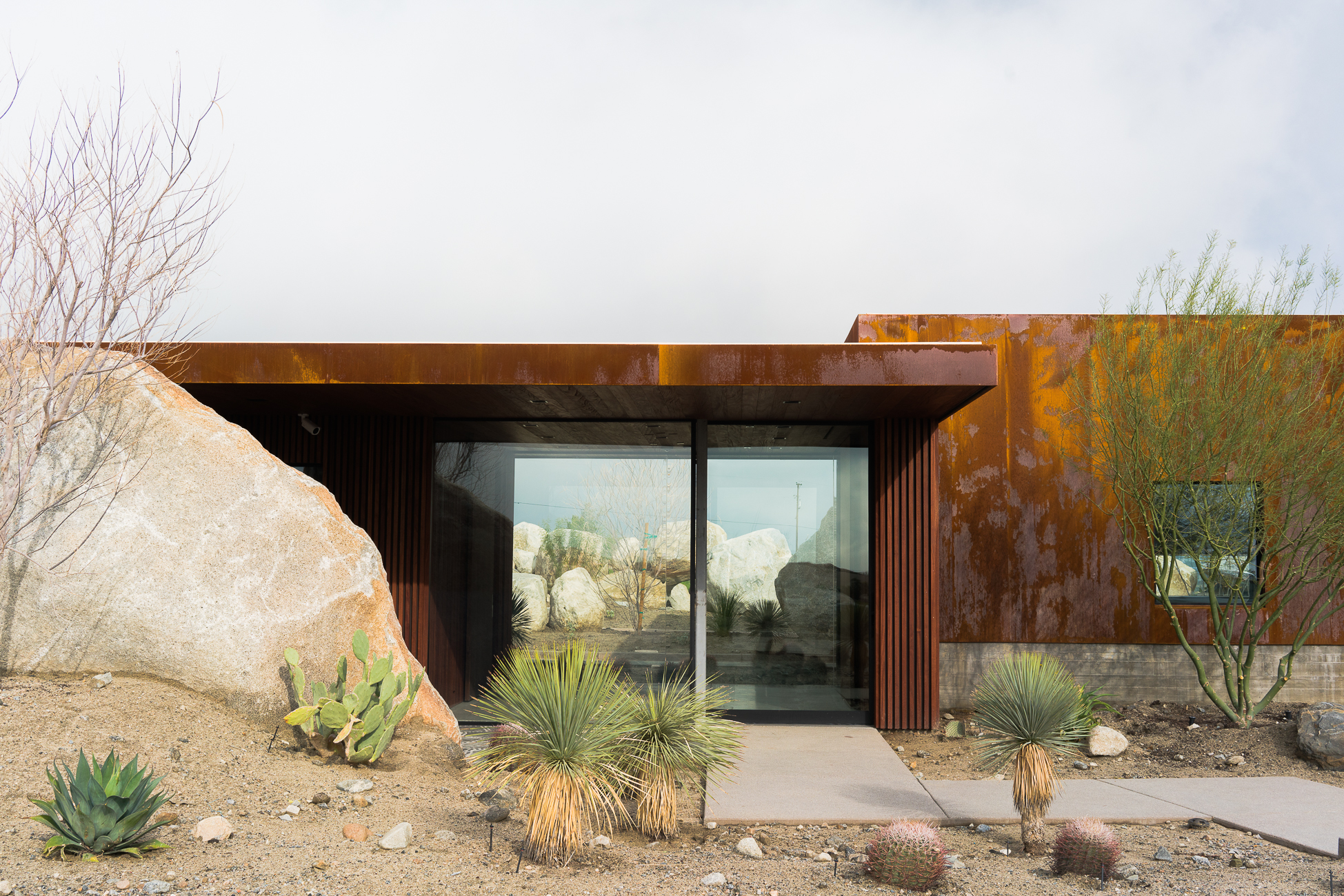 Chino Canyon Project / See and Savour