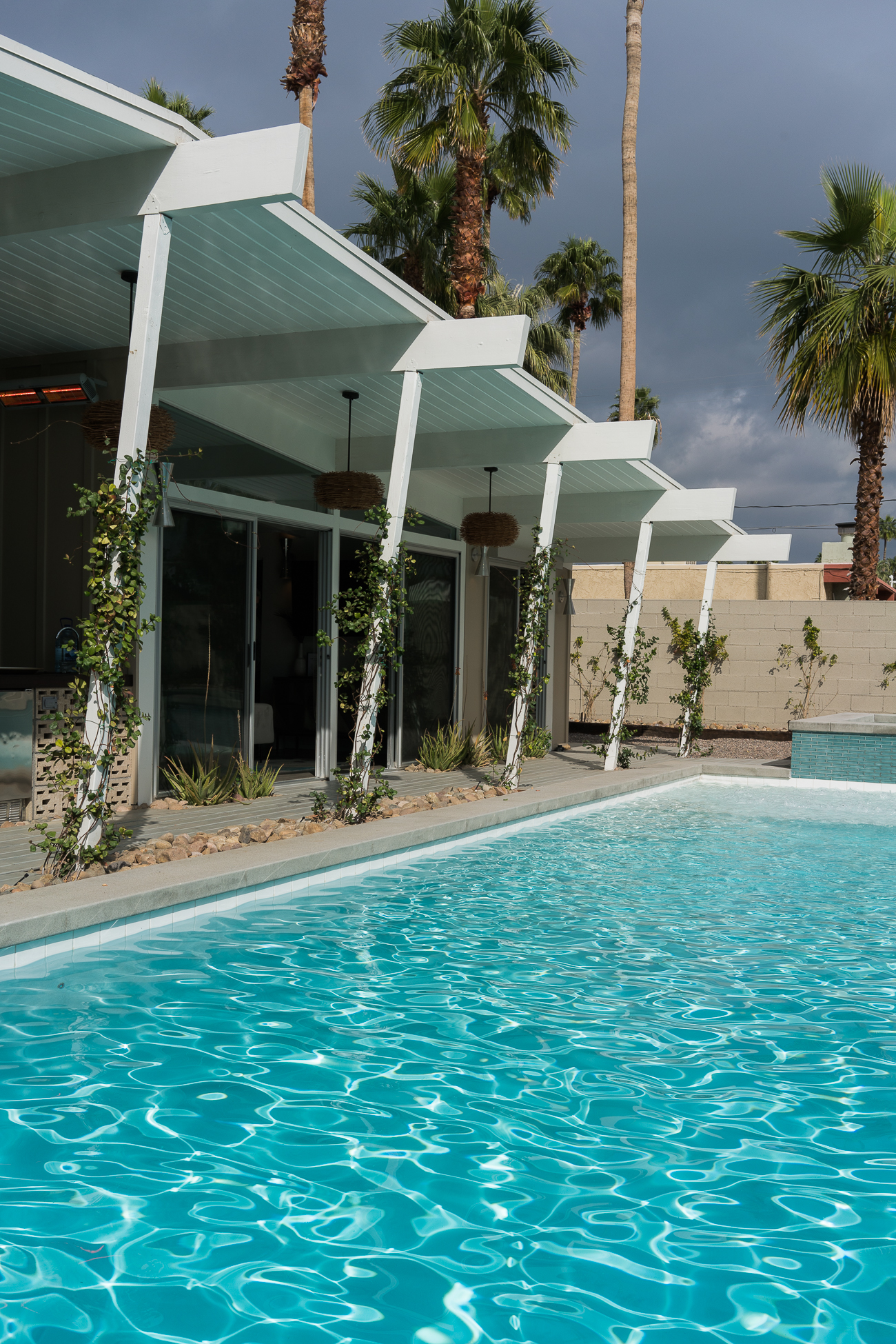 West Elm House - Modernism Week / See and Savour