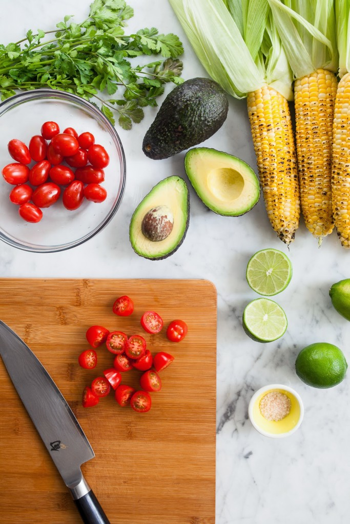 Bacon, Corn, Avocado and Tomato Salad + {$250 Williams ...