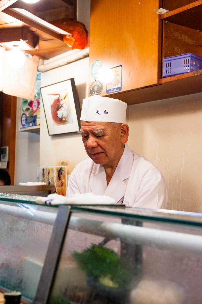 Tsukiji fish market life thyme see savour for Tsukiji fish market chicago
