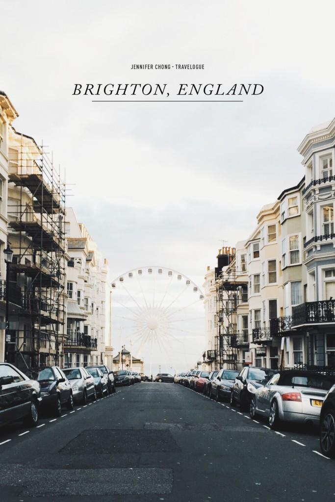 Brighton London / seeandsavour.com