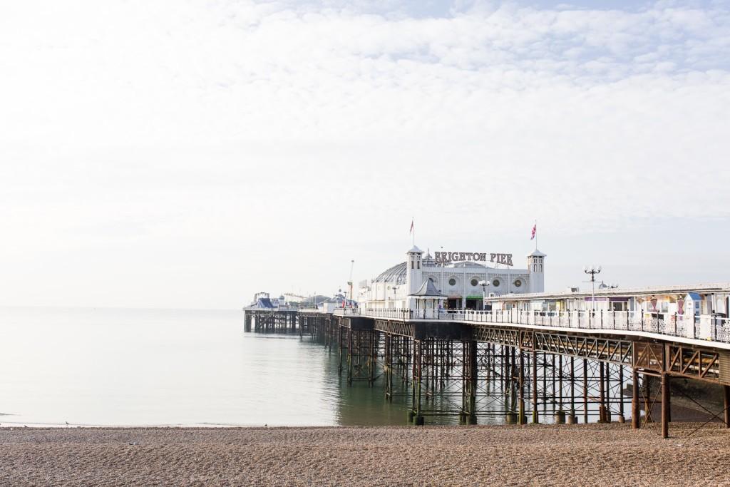 Brighton Pier/ seeandsavour.com
