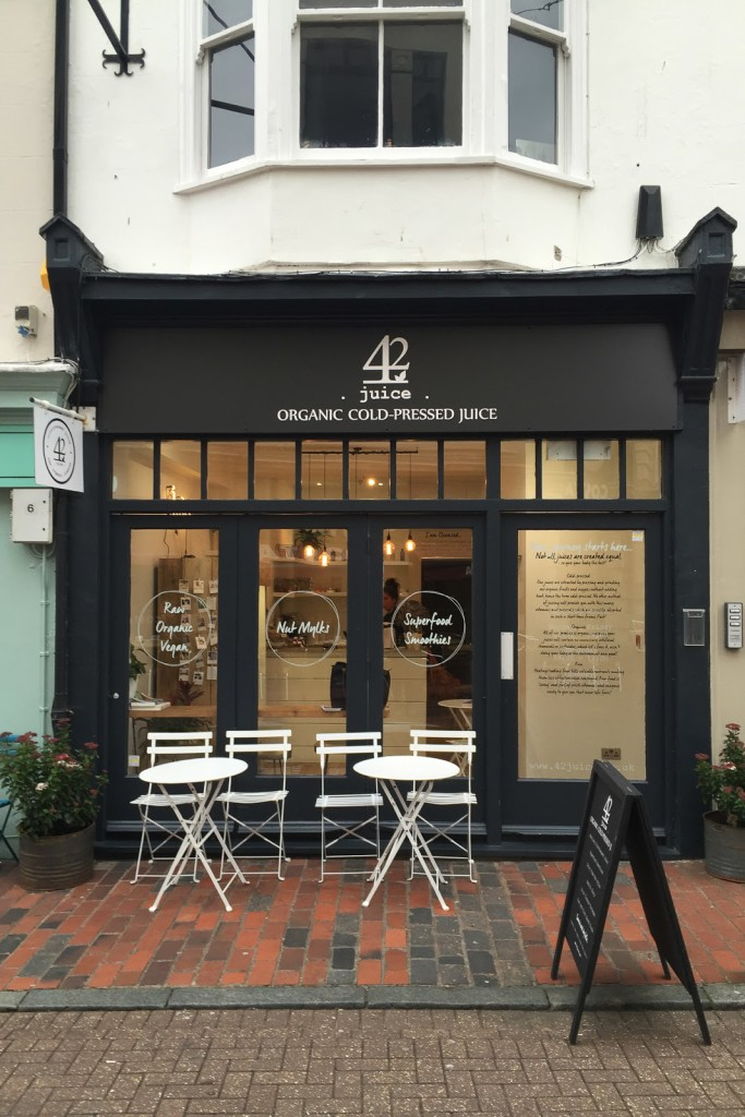 42 Juice Brighton / seeandsavour.com