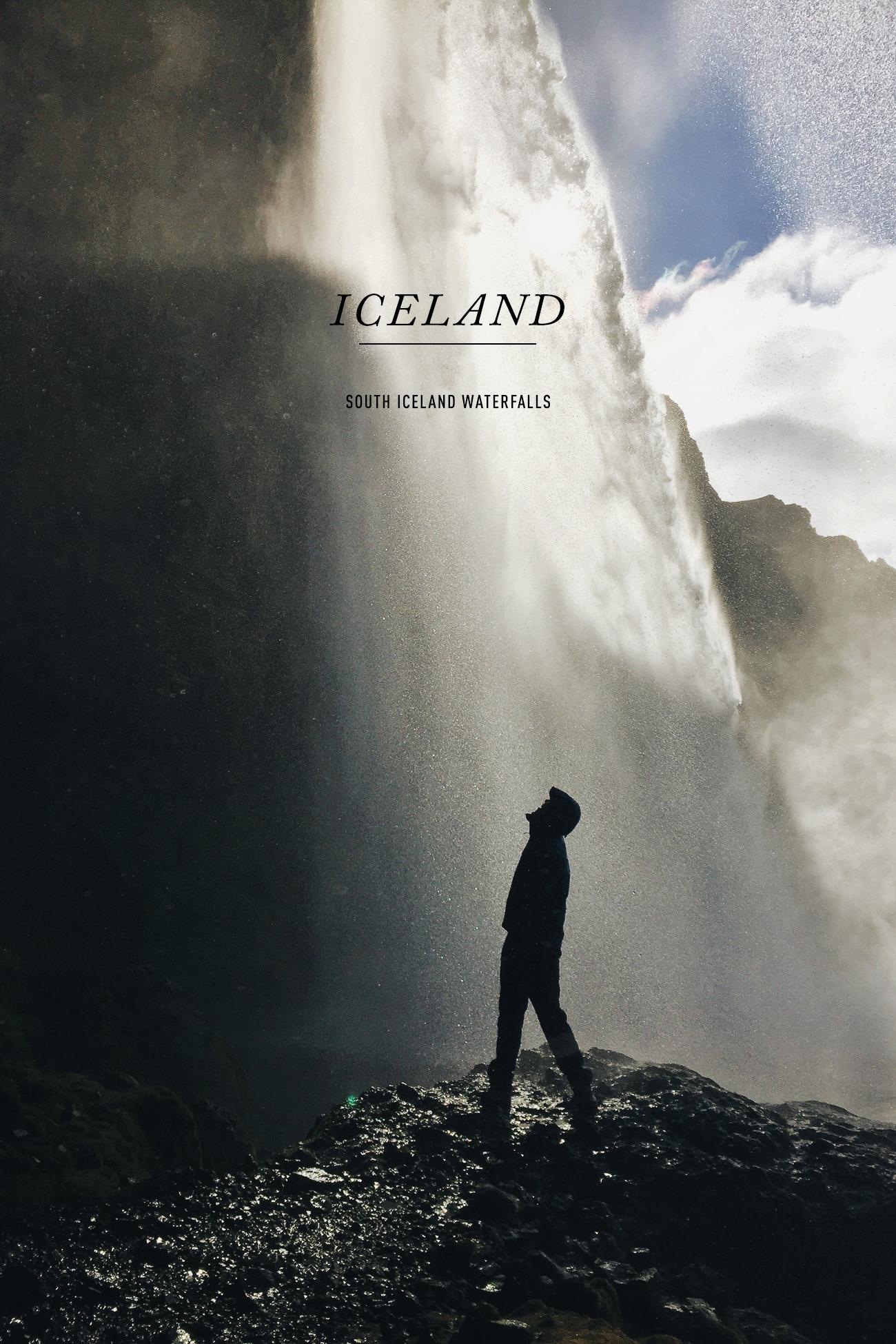 Seljalandsfoss, Iceland / See and Savour