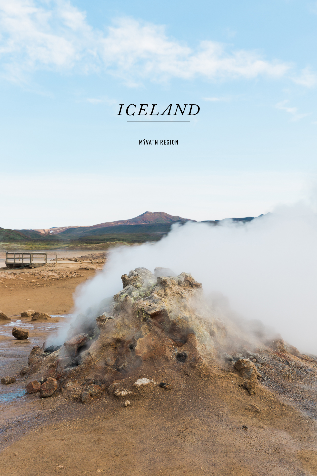 Hverir, Iceland / See and Savour