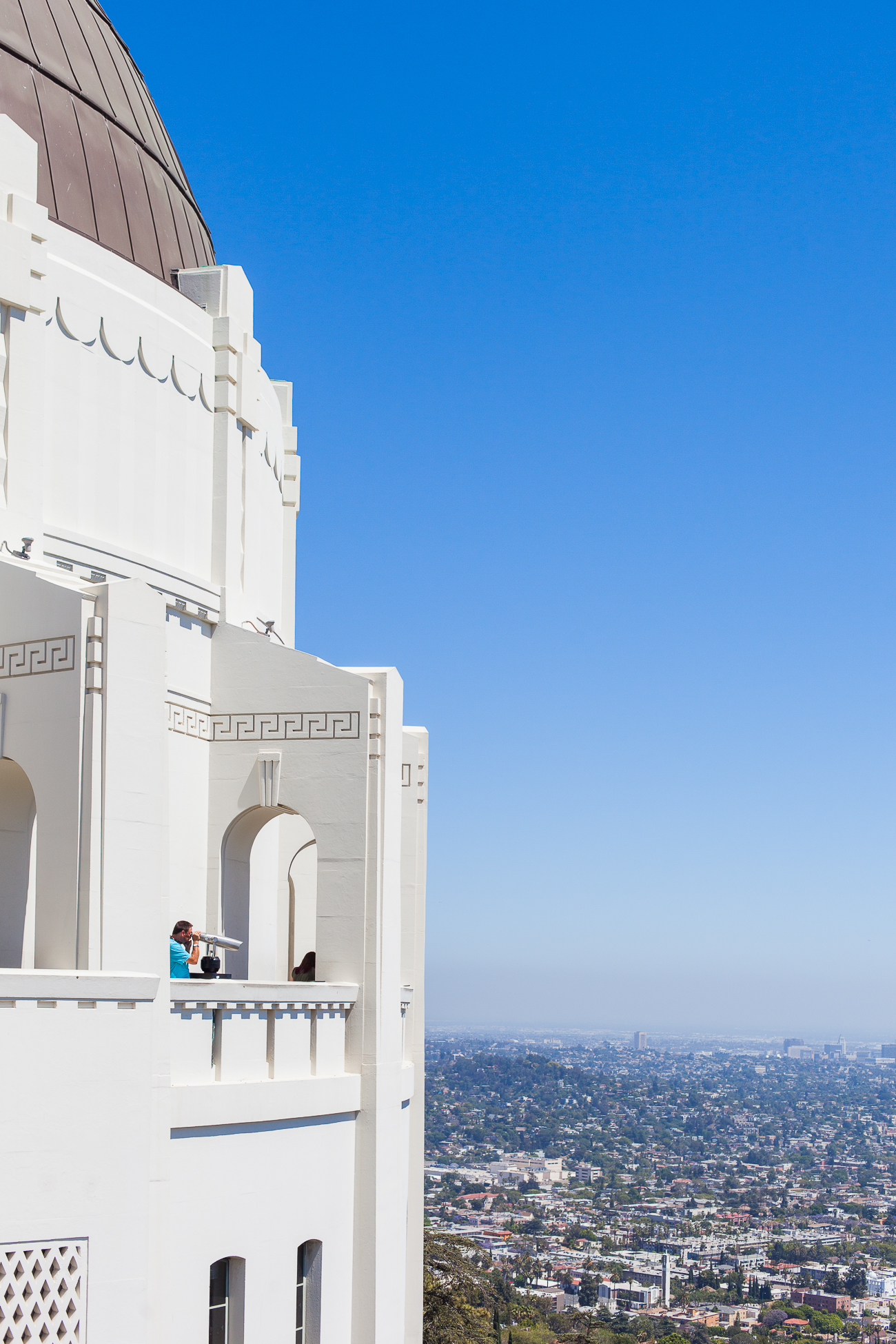 Griffinth Observatory /