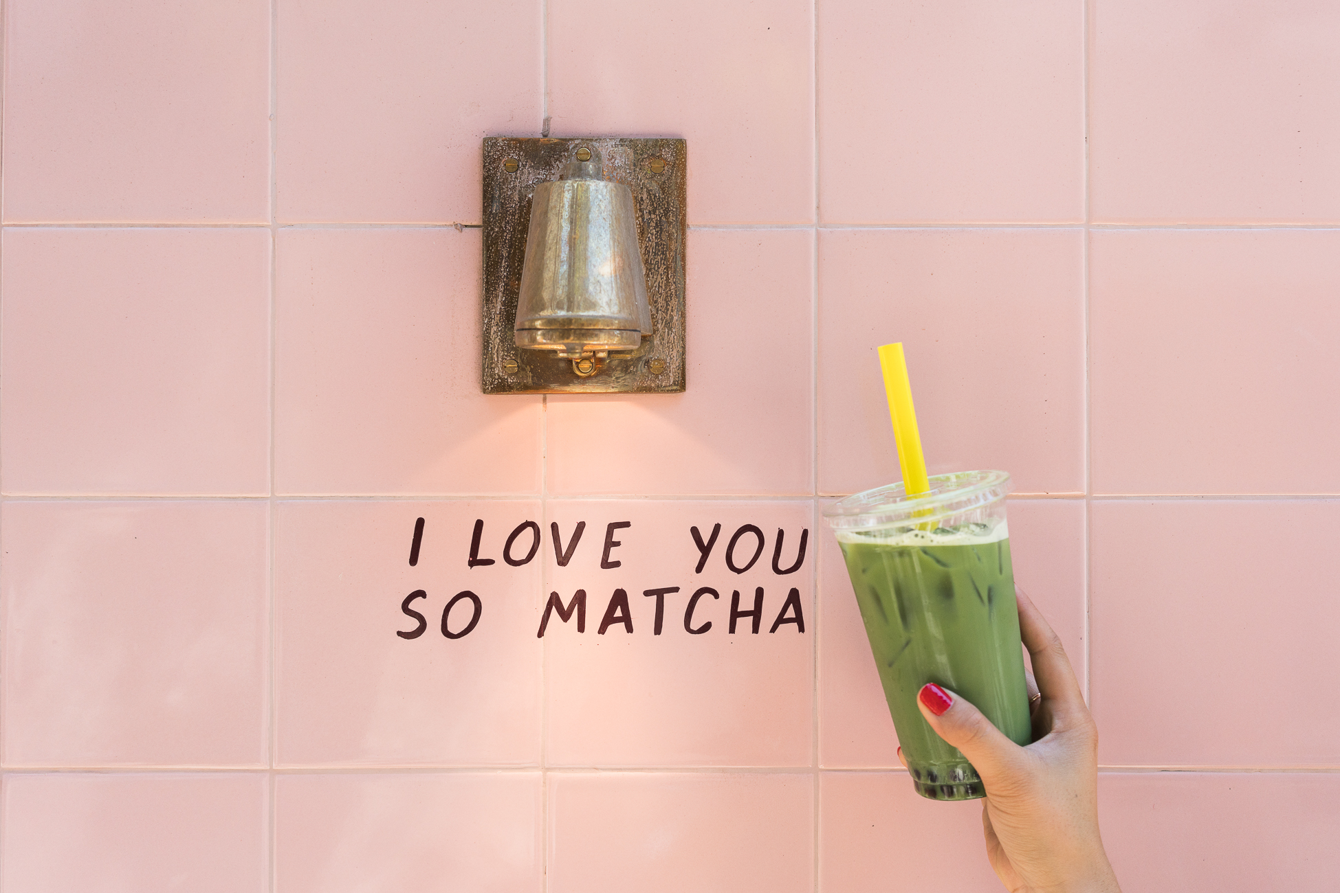 I love you so Matcha /