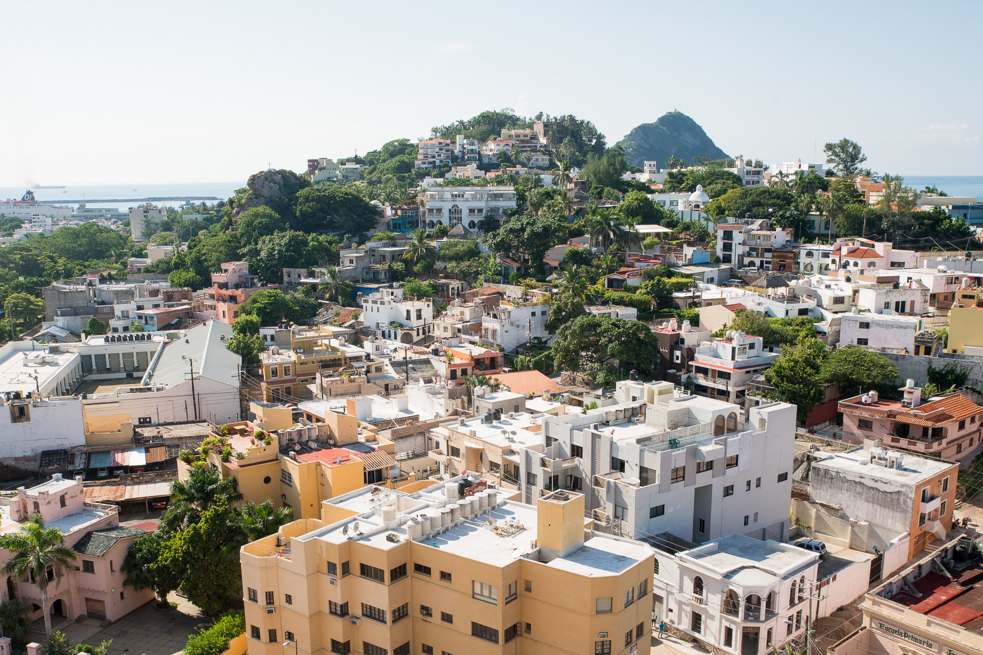 Views over Mazatlan / See and Savour