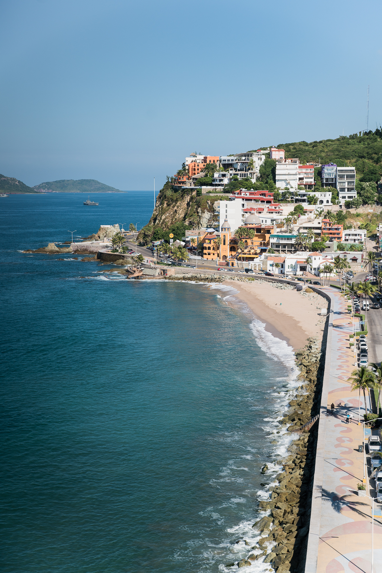 Views over Mazatlan / See and Savour