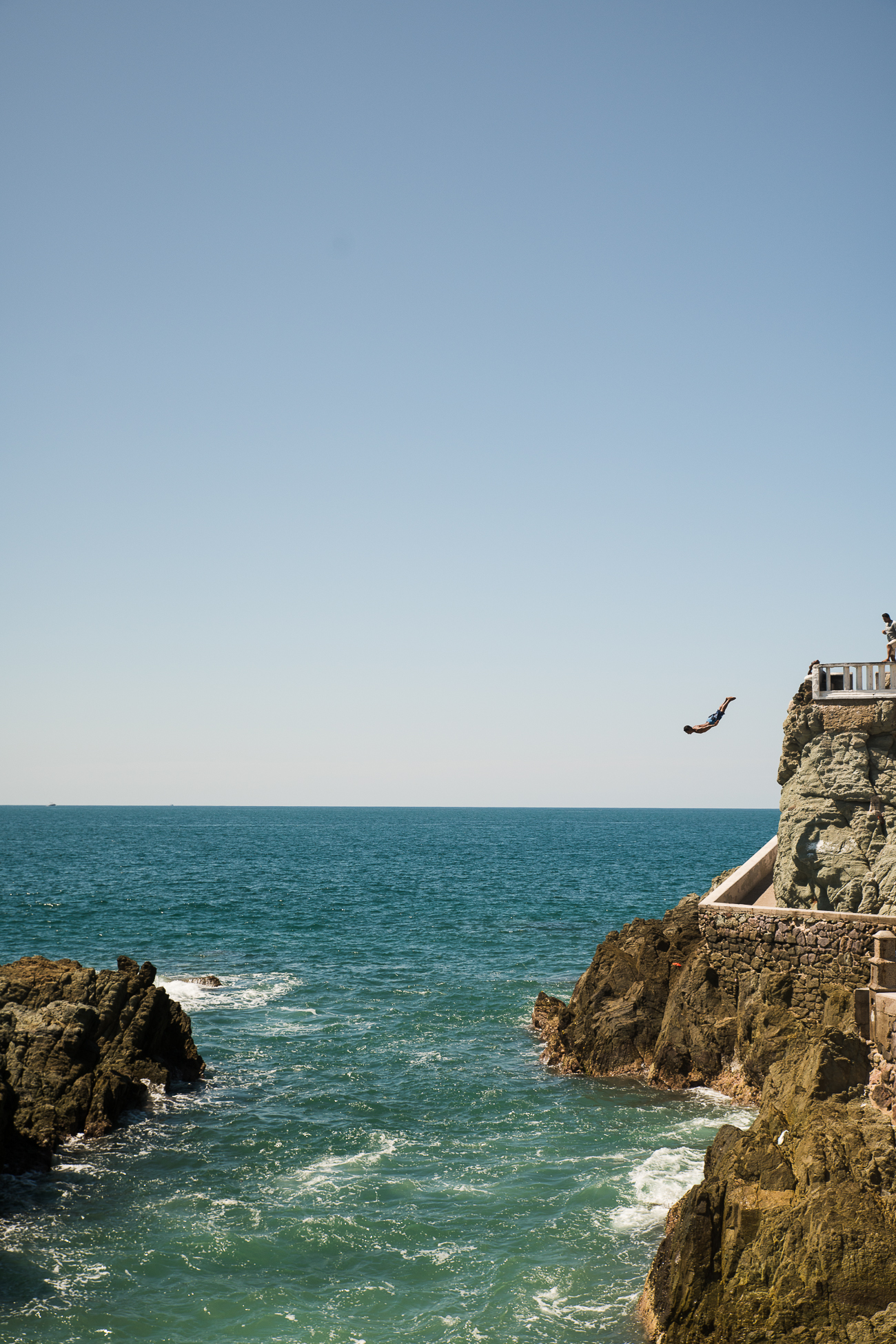 Cliff Divers - Mazatlan / See and Savour