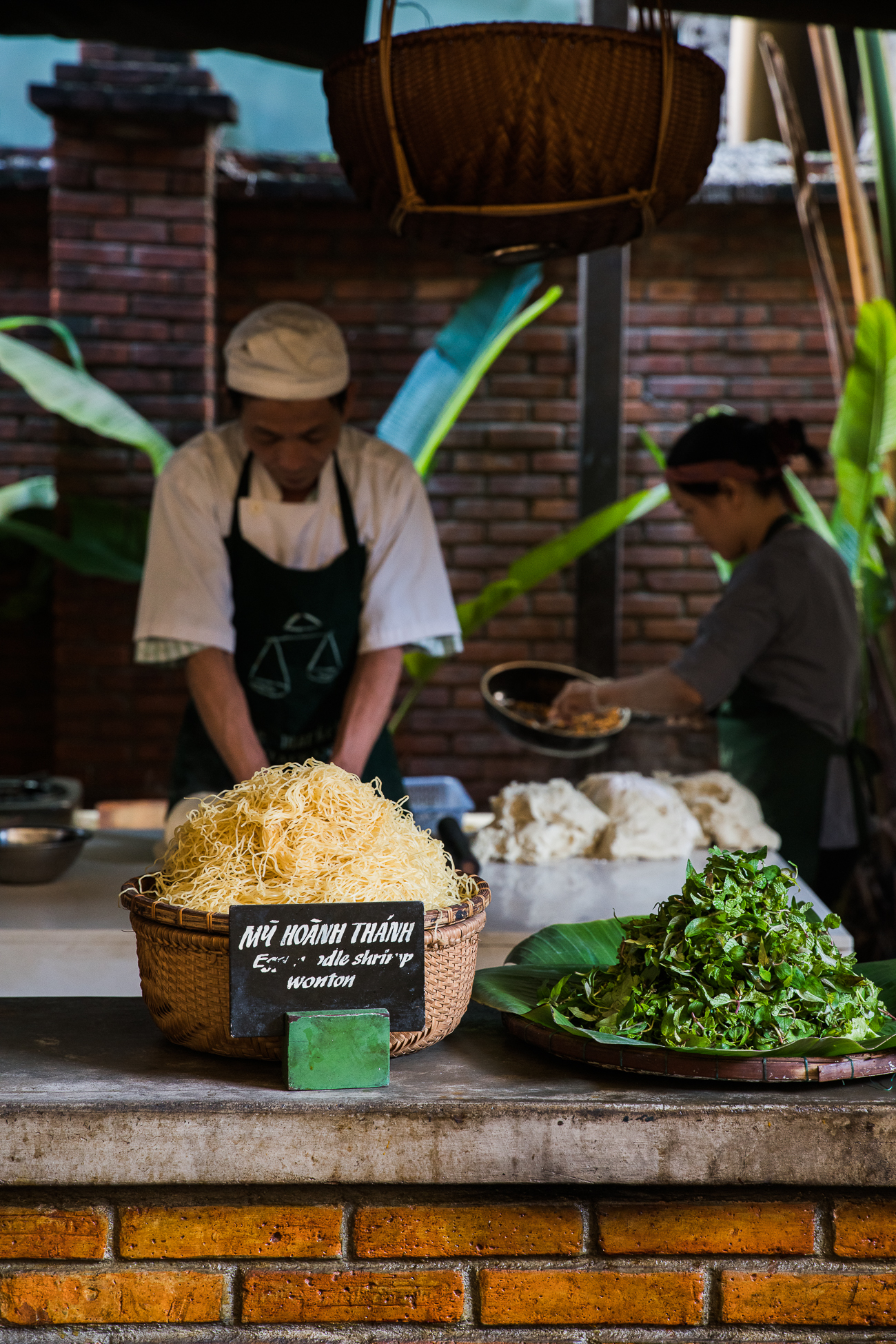 Vy's Market Restaurant - Hoi An, Vietnam / See and Savour