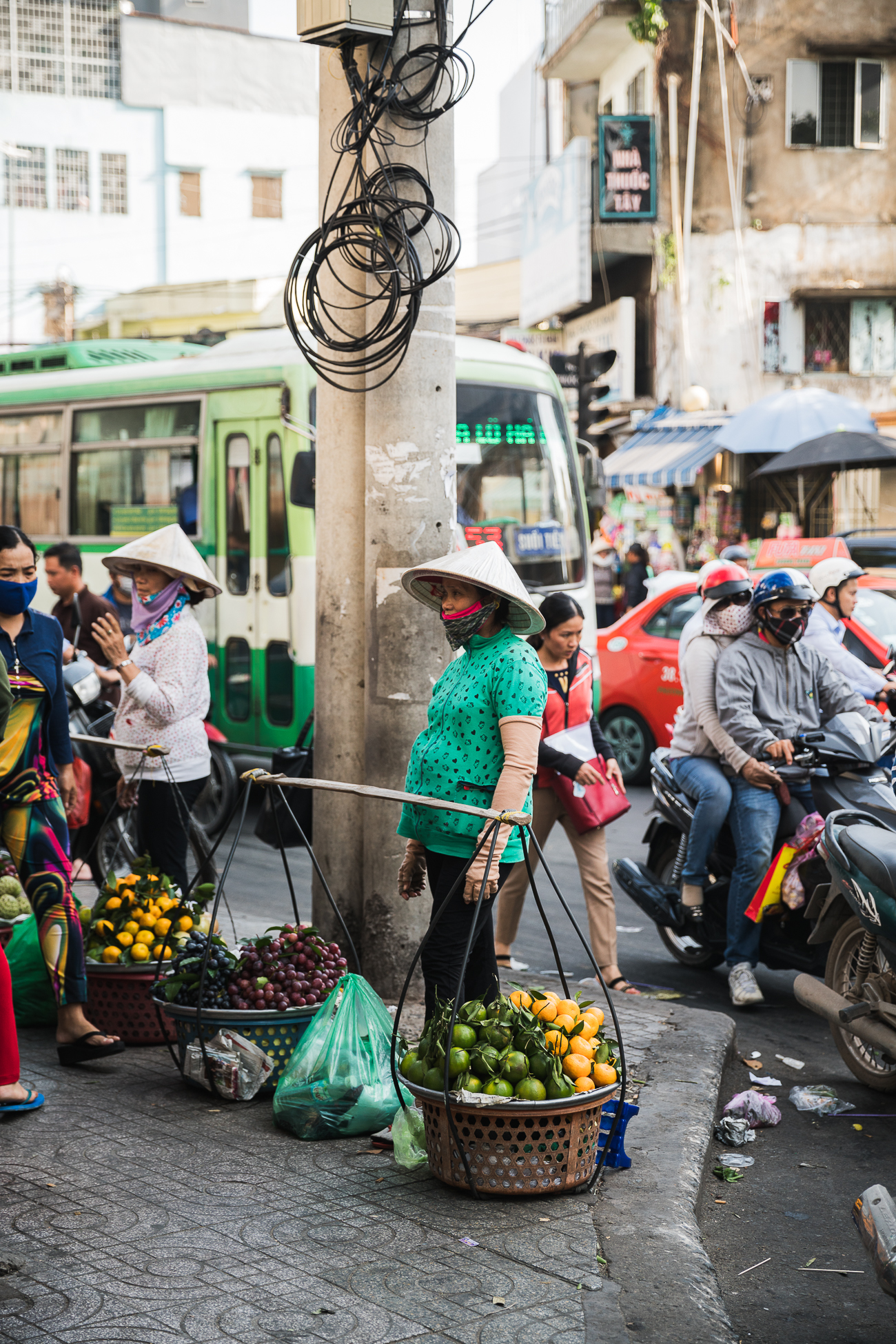 Saigon, Vietnam / See and Savour