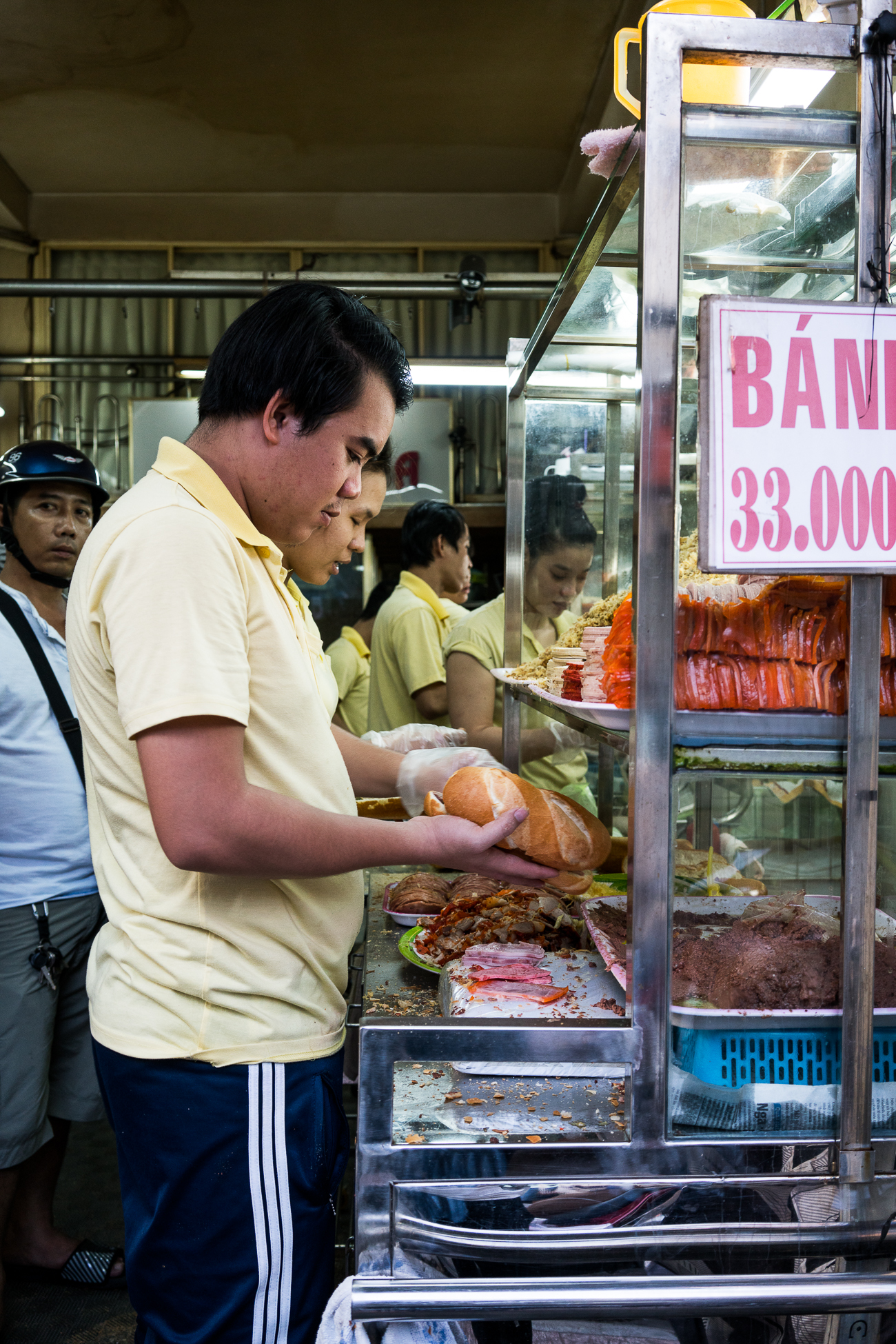Bahn Mi - Saigon, Vietnam / See and Savour