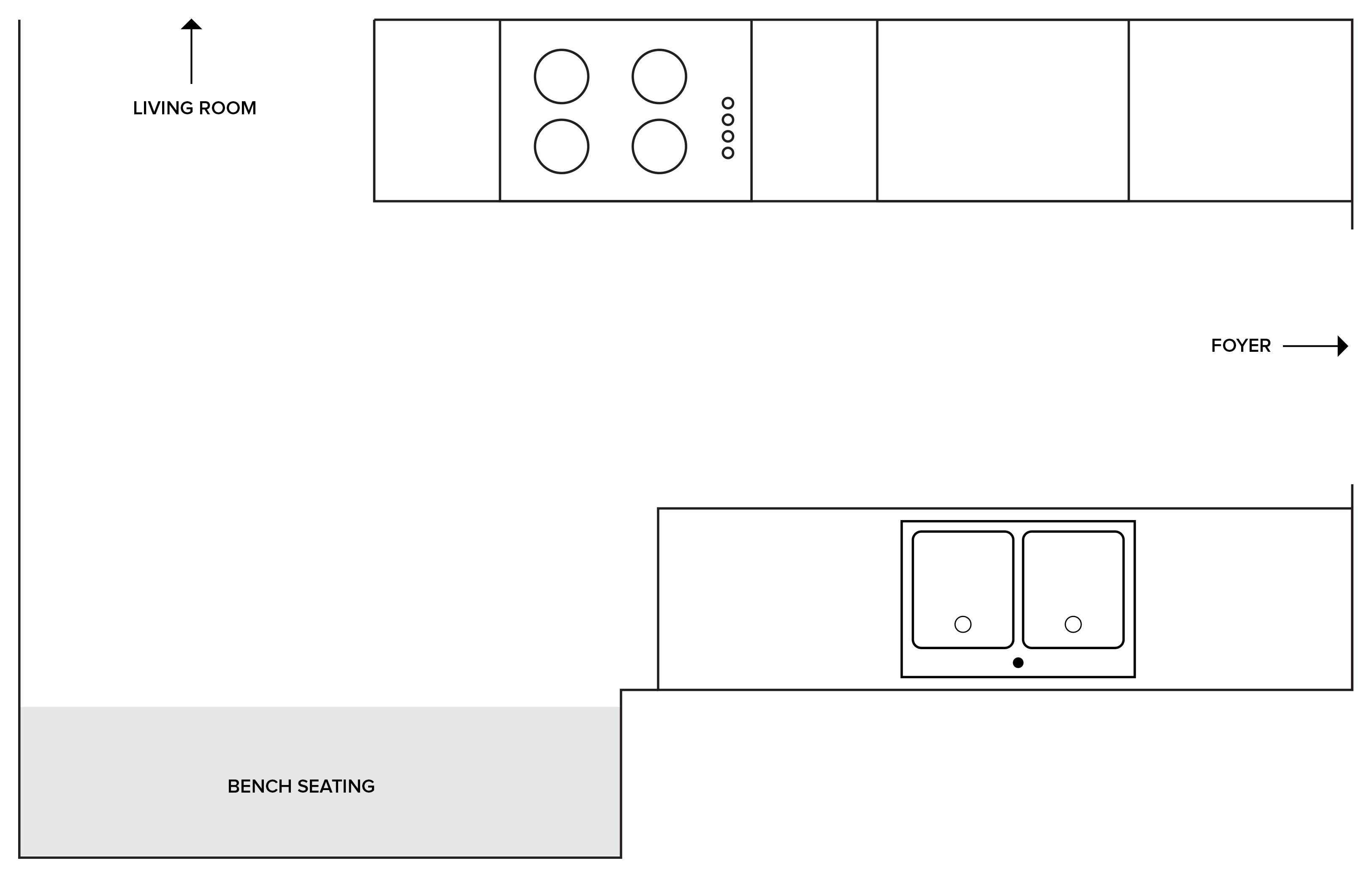 JChong Kitchen Floor Plan /