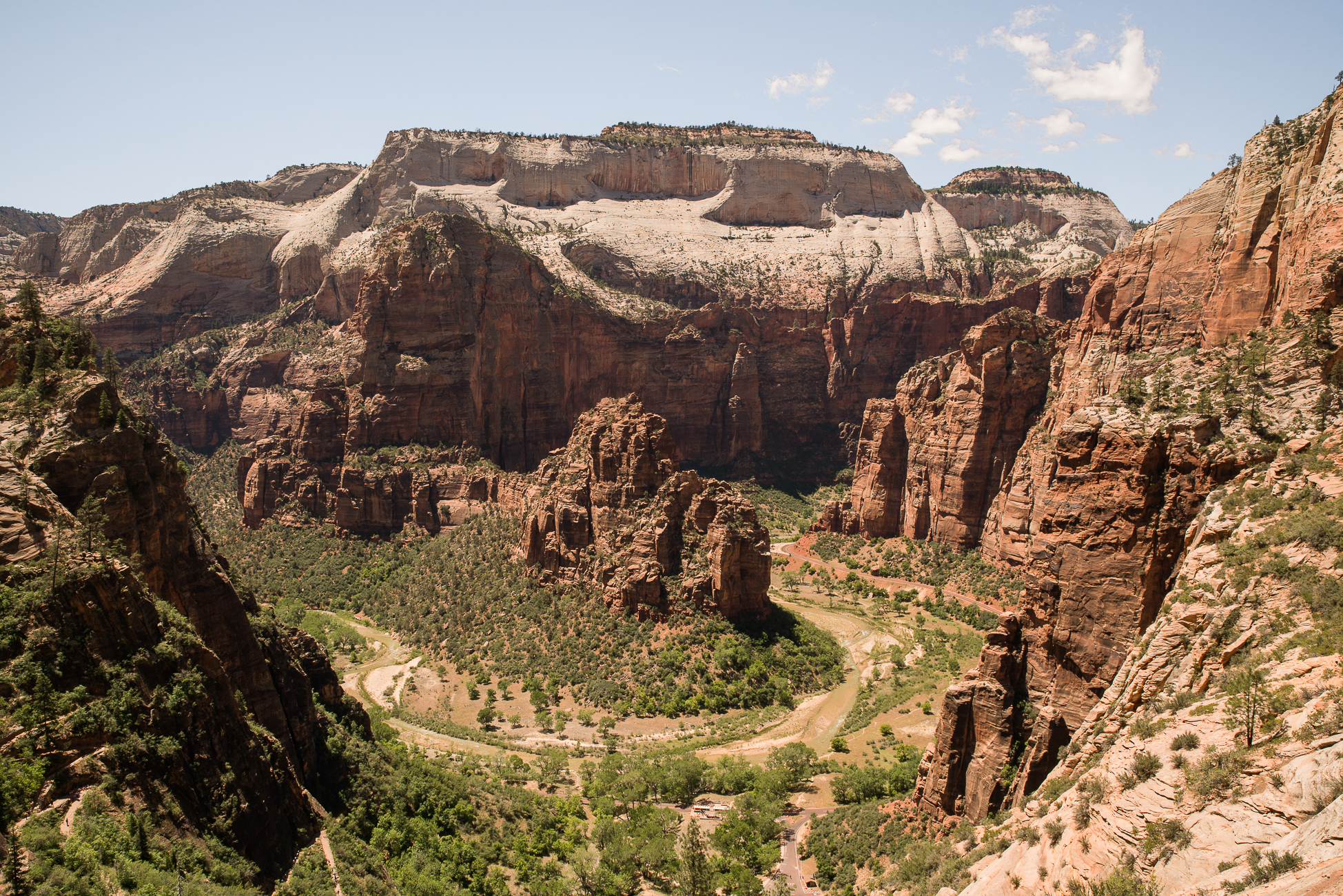 Observation Point at Zion National Park / See and Savour
