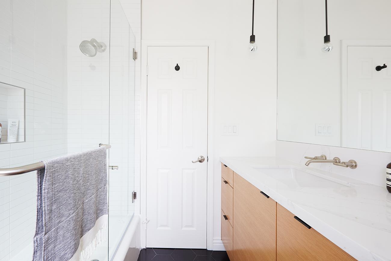 Our House Bathroom Reveal