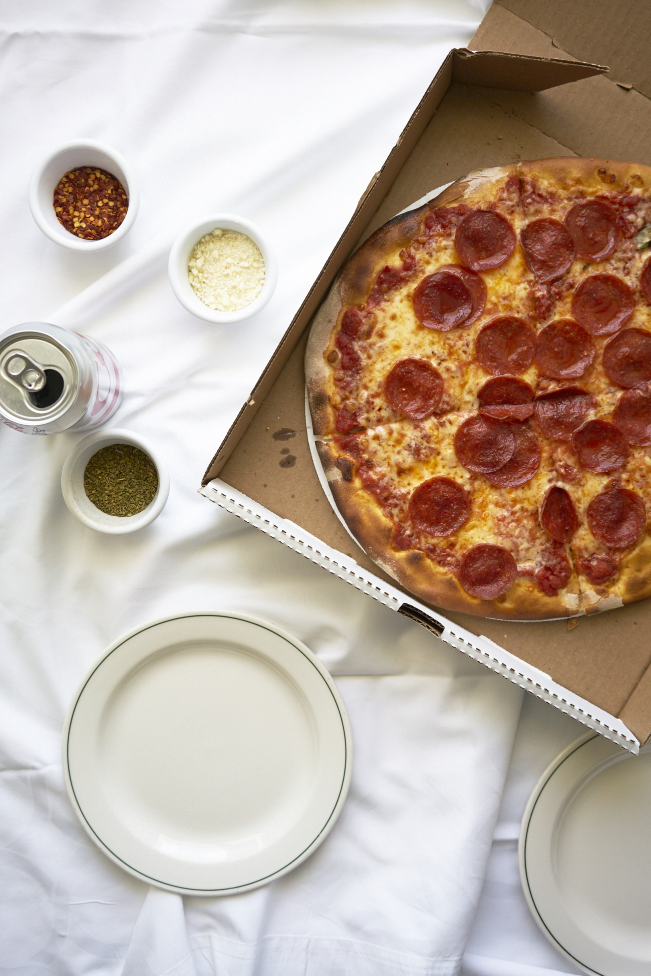 Food on Cruises / Princess Cruises Pizza / seeandsavour.com
