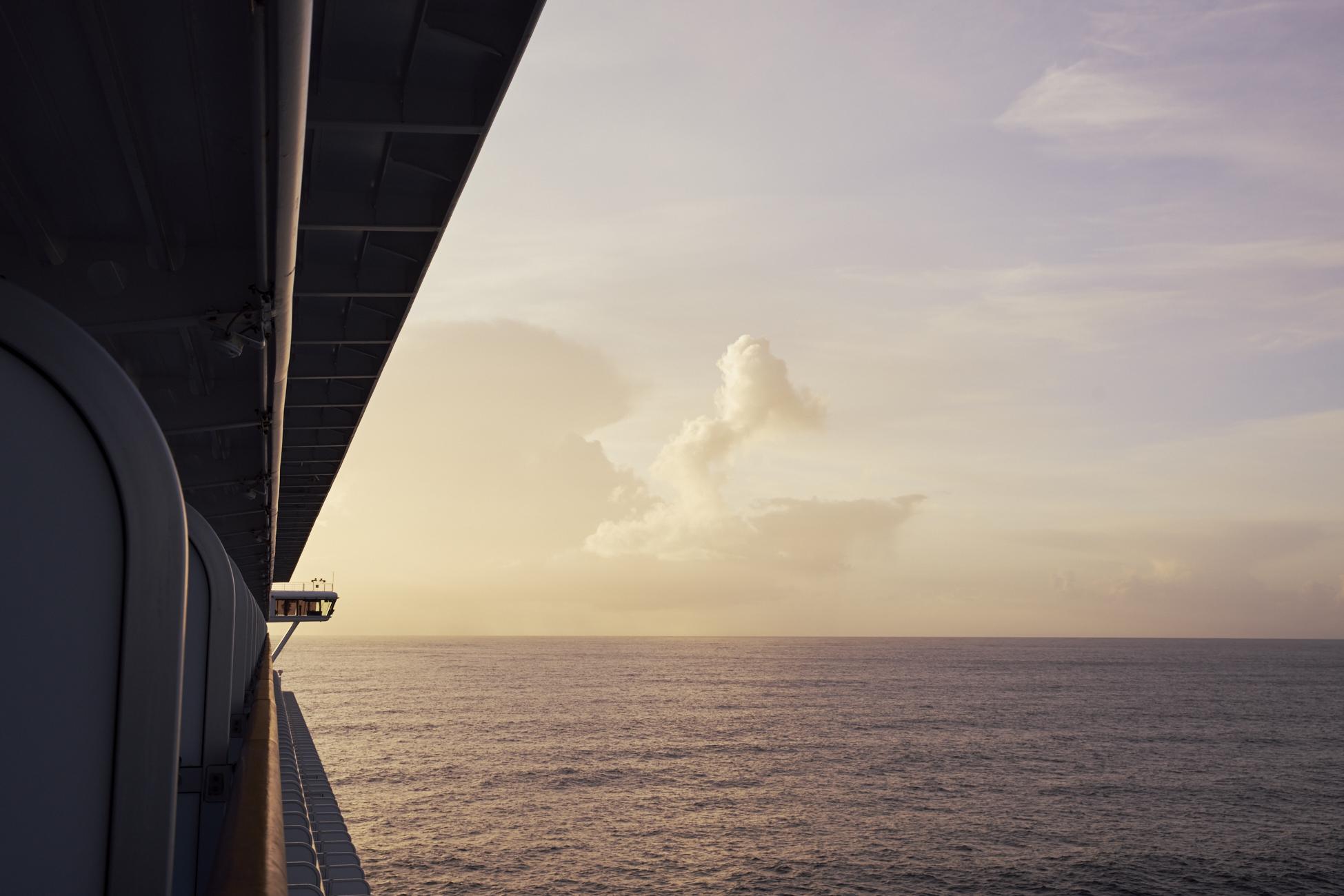 Alaska Cruise Balcony Views / seeandsavour.com #comebacknew