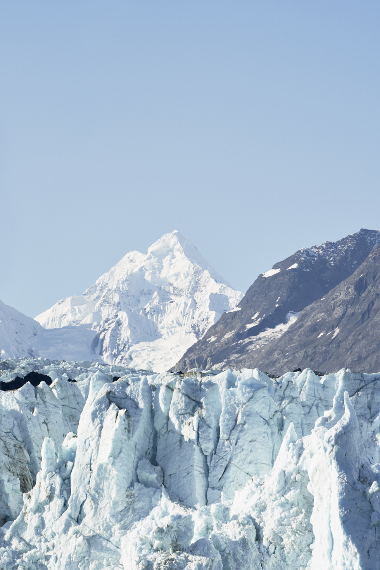 Margerie Glacier, Alaskan Cruise, Glacier Bay National Park / See and Savour