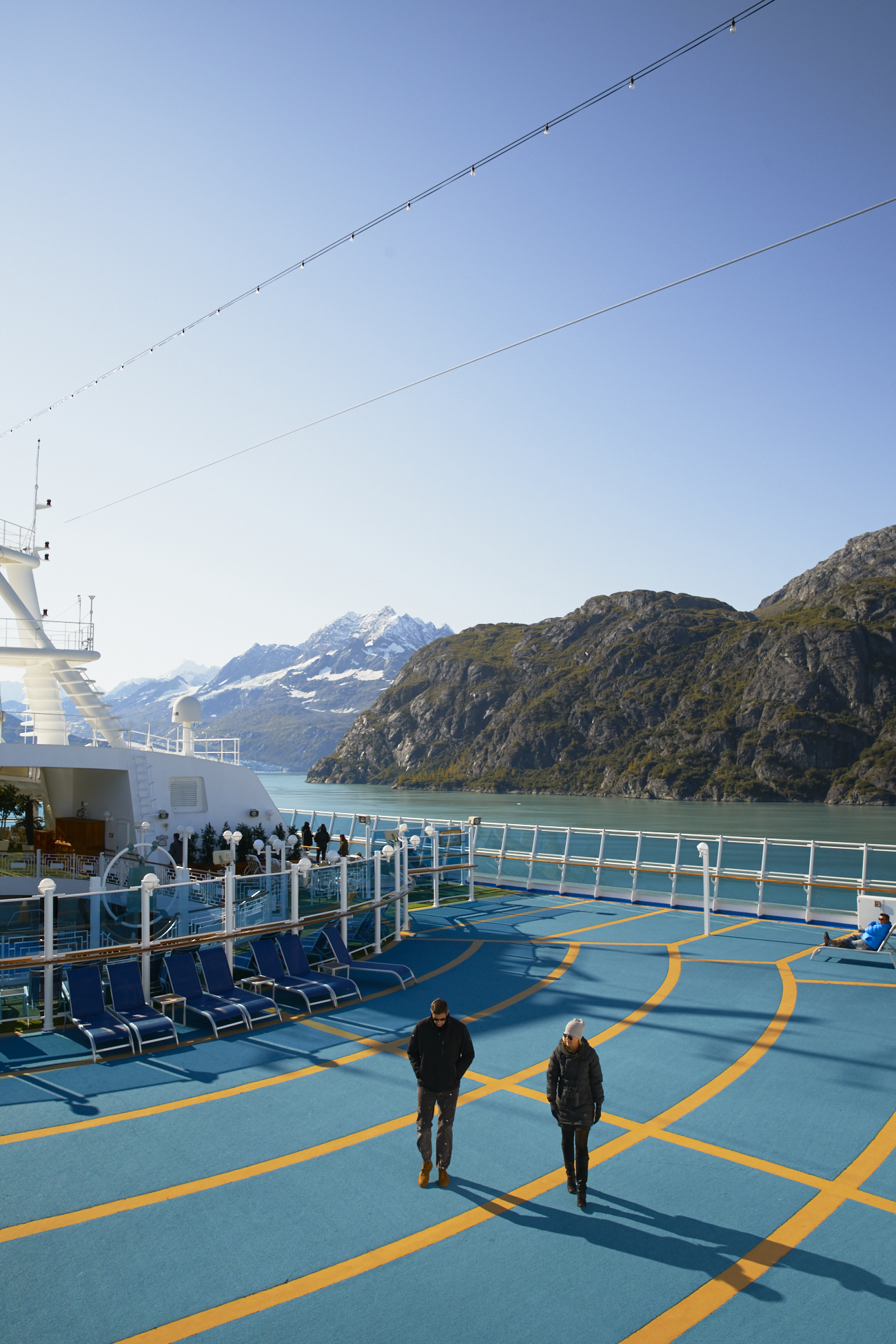 Lamplugh Glacier, Alaskan Cruise / See and Savour