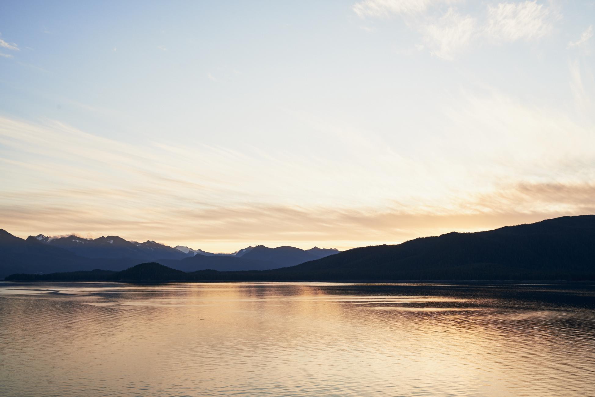 Alaska Cruise / Views from Ruby Princess #comebacknew