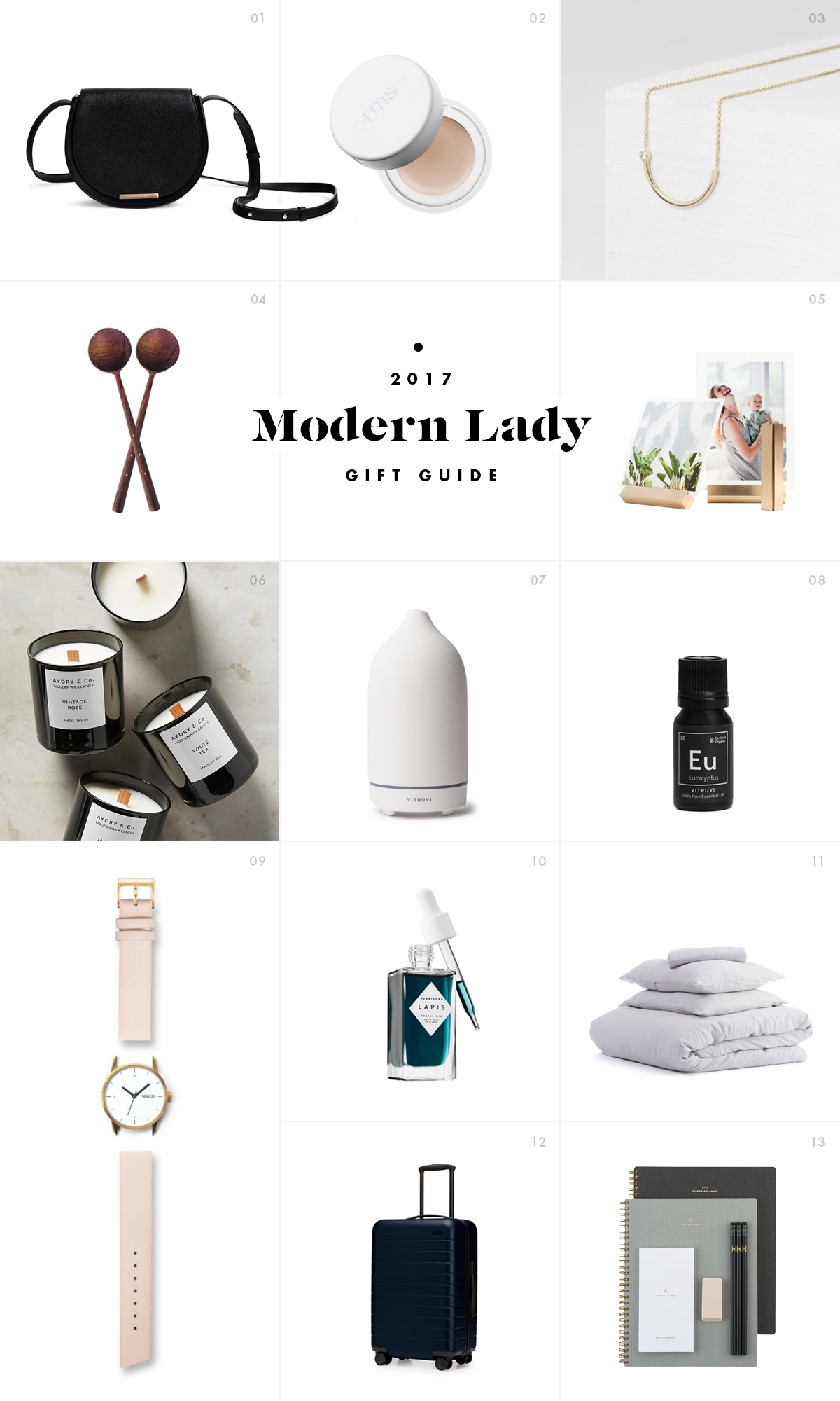 Gift Guide for the Modern Lady / See and Savour