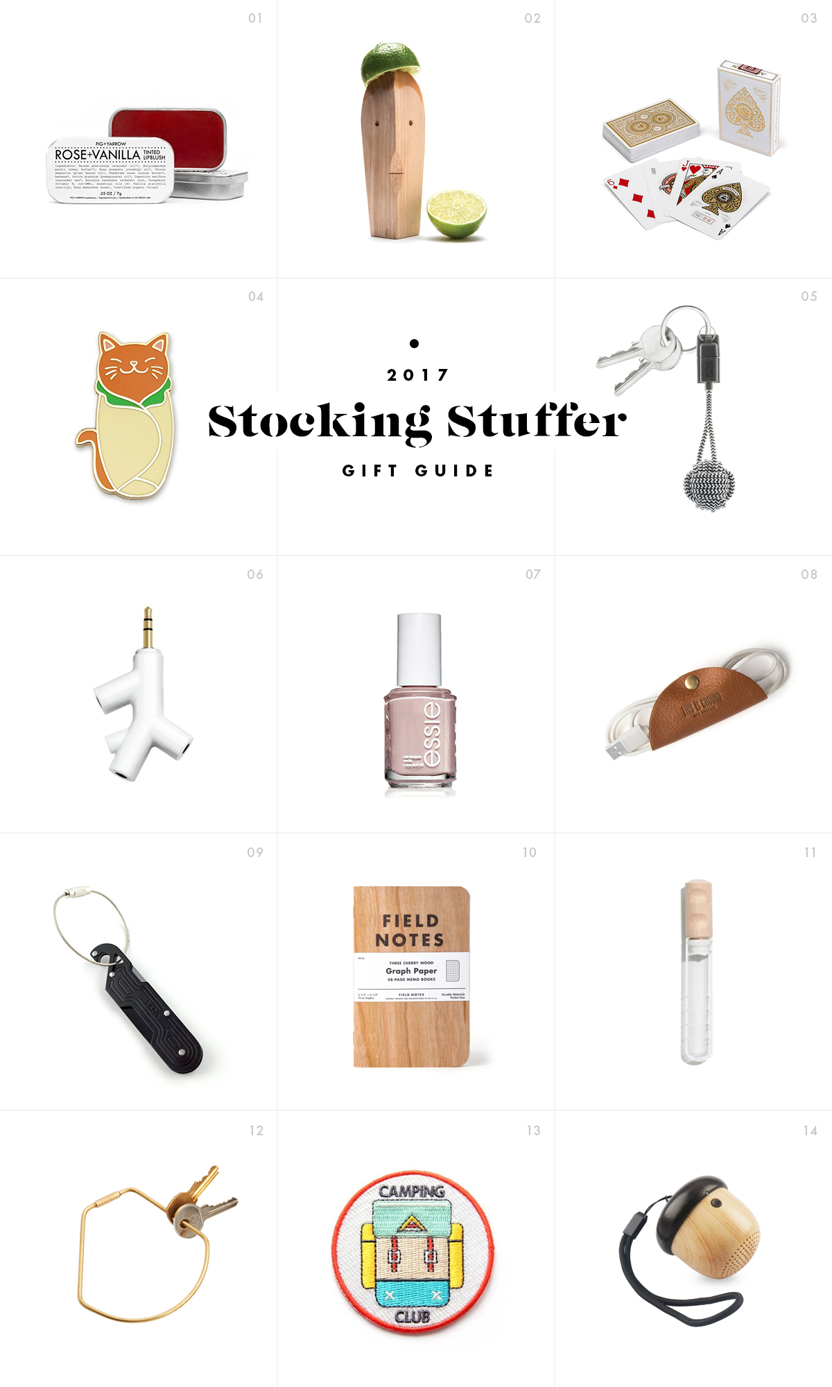 Stocking Stuffer Gift Guide / See and Savour